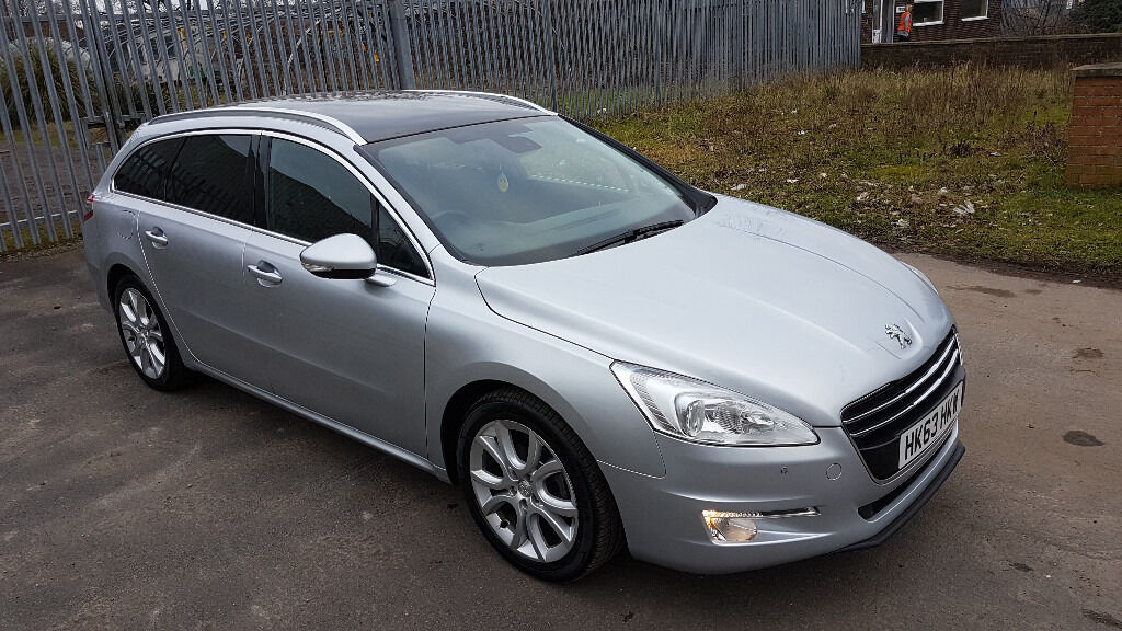2014 Peugeot 508 SW 1.6 HDi FAP Active 5dr (Nav) Only 41600 miles