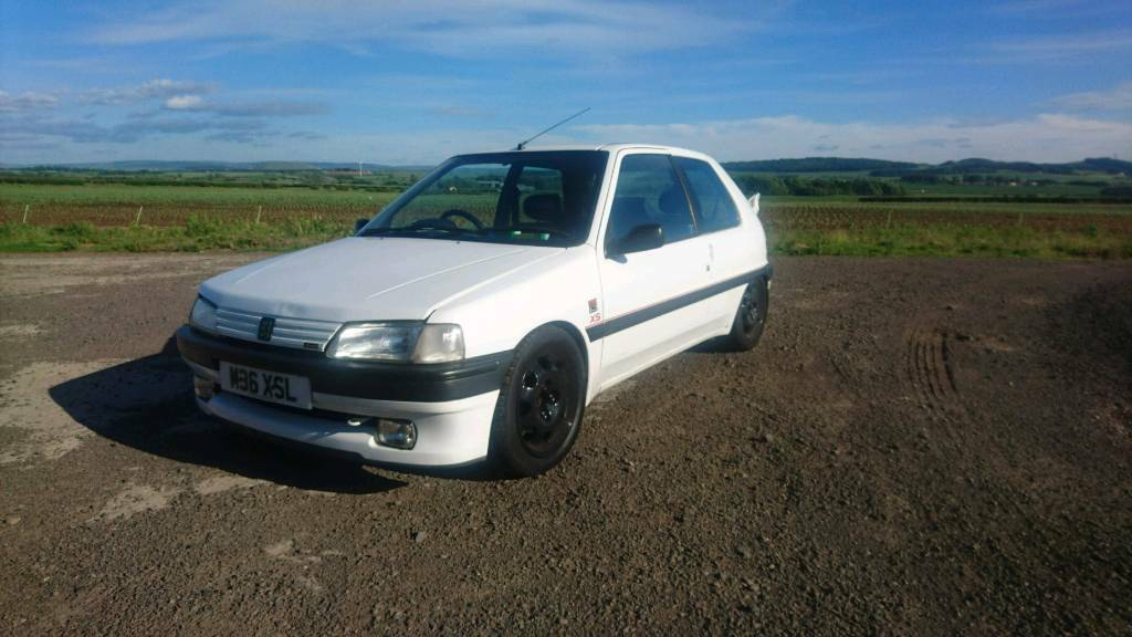 Phase 1 Peugeot 106 xs | in Haddington, East Lothian | Gumtree