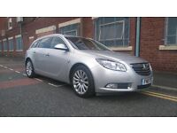 2011 Vauxhall Insignia 2.0 CDTi 16v Elite 5dr, FSH, Timing Belt Changed, One Owner From New, £4,595