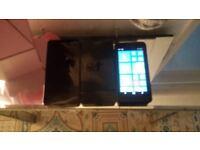 4 windows nokia smart phones joblot