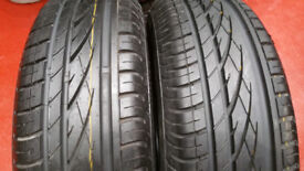 195 65 15 2 x tyres Continental PremiumContact