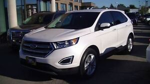 2016 Ford Edge SEL AWD WITH LEATHER