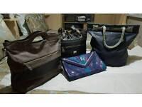 Handbag and Clutch Bag Job Lot