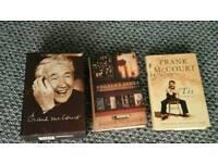 Frank McCourt Book Set