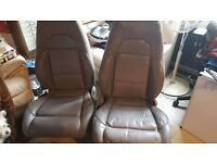 ford explorer leather seats front and back too for sale very good conditoin