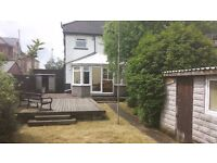 Double Room for sole occupancy available to rent in a 3 bedroom house.