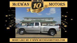 2005 Dodge Ram 3500 SLT/Laramie 5.9L Diesel Dually