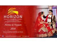 Horizon Studio | Asian Hindu | Gujarati | Sikh | Muslim | Wedding Cinematography & Photography