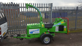 CHIPPER HIRE - GREENMECH ARBORIST 150