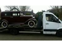 Adams 24/7 car bike van recovery transport tow breakdown service