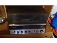 SONY HP-211 vintage stereo hifi