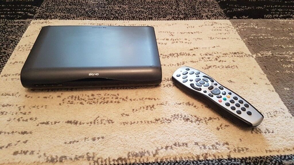 Sky HD Box with Control   in East London, London   Gumtree