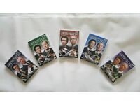 The Detectives DVD Series 1 - 5