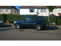 Toyota landcruiser 80 vx24 valve 4.2 manual