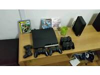 Ps3 slim console and uncharted bundle
