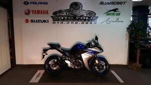 2015 Yamaha YZF-R3 321 cc