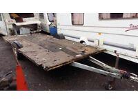 Caravan chassis Aluminum Frame year 2002