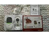 Wireless video baby monitor VB602 by Sunluxy