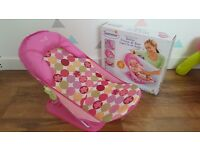 Summer Infant Baby bather Pink Unused