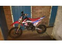 M2r 125 pitbike not 140 160 stomp wpb