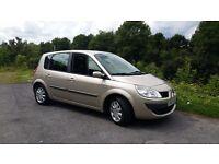 Renault scenic vvt 2007 mpv quick sale!!!!