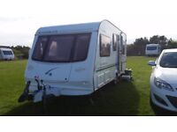 Compass Rambler 5 Berth Caravan with Electric Mover