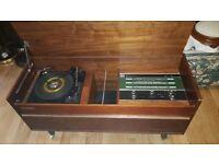 Vintage Decca SRG 788 1969 Radiogram