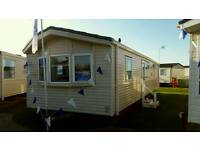 Great value luxury static caravan for sale. Great Yarmouth, Scratby, Norfolk.