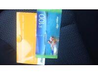 Hays Travel £100 off Holiday Voucher
