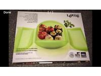 BRAND NEW IN BOX Lékué microwave steamer