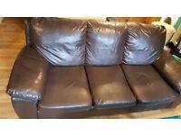 Braun Sofas, leather sofa
