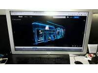 "Sony 40"" HD lcd monitor/tv"