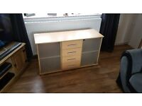 Side Unit with draws (used)