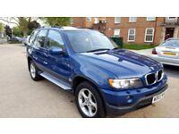 BMW X5 3.0 DIESEL AUTO £2,350