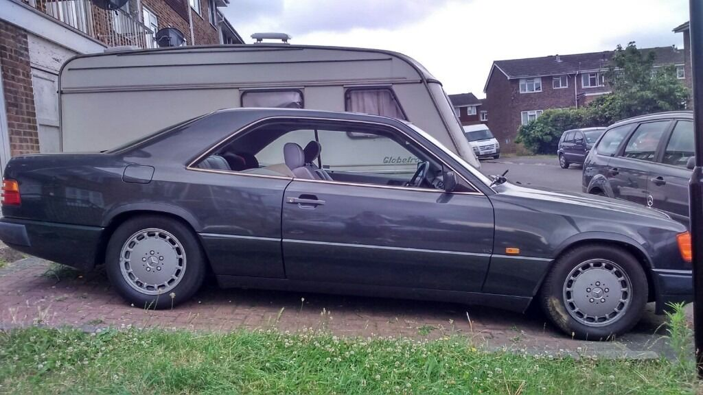 Mercedes 300ce w124 coupe in bromley london gumtree for Mercedes benz 300ce problems