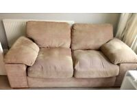 Two seater sofa - excellent condition FREE!