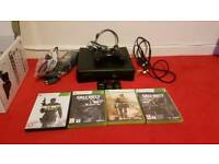Xbox 360 4gb with games and more