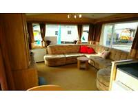Stunning Static caravan for sale at Turnberry holiday park not saltcoats glasgow or ayr