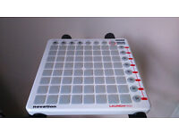 Ltd. Edition White Novation Launchpad MIDI Controller