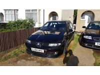 Seat Leon Cupra R 1.8t BAM 225 mint condition FSH long MOT (not gti, type r, r32, vxr, s3, fr, m3)