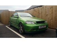 Vauxhall Astra Coupe Bertone 2.2 Verde Green Low Miles! NO SWAPS
