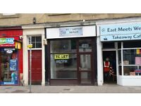 Gorgie Road Edinburgh no 122 busy location to rent may sell