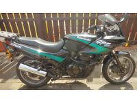 Kawasaki GPZ 500 Motorcycle