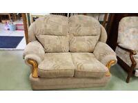 2 Seat Sofa & Arm Chair