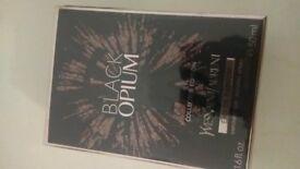 Black Opium YSL perfume