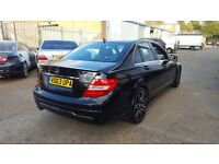 2013 MERCEDES-BENZ C220 CDI AMG SPORT PLUS AUTO 4DOOR SALVAGE DAMAGED REPAIRABLE E220 E250 C250 C350