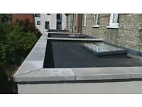 Roofer .Repairs £75. gutter clean £40. Chimney .flat roof £40/sqm.No call out fee.