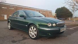 Jaguar X-Type 2.5 V6 SE (AWD) 4dr£2,195 p/x welcome 2006 (56 reg), Saloon