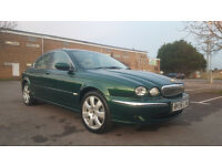 Jaguar X-Type 2.5 V6 SE (AWD) 4dr£2,195 p/x welcome 2006 (56 reg), Saloon
