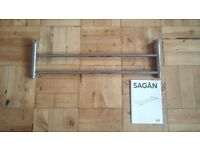 IKEA Sagan Bathroom Towel Rail